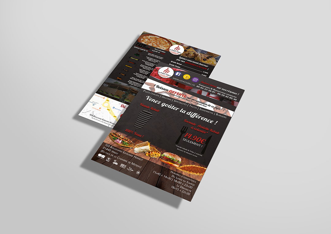 Flyer-A5-Le-Fast-Grill