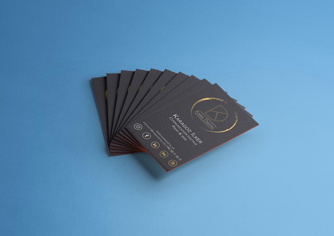 Kara-Digital-Business-card-mockup